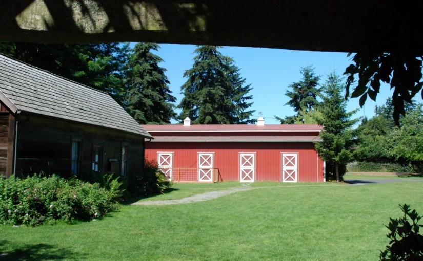 Prøv en bondegårdsferie i dejlige omgivelser hos Nymarksminde