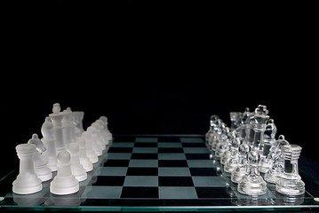 Det perfekte skakbræt